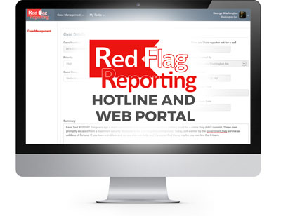 Hotline and Web Portal
